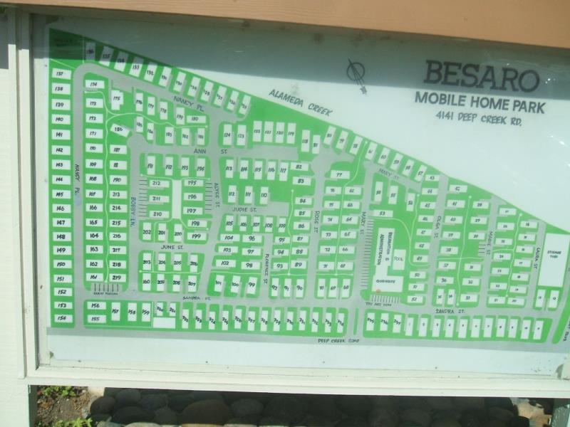 City Of San Leandro >> Mobile homes park photos