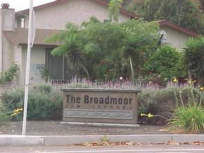 Broadmoor homes are between Estudillo and Oakland