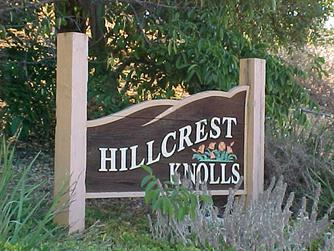 Hillcrest Knolls is Between Bay-o-Vista and 150th