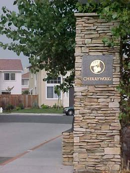 Cherrywood  homes are located end of Alvarado North of Davis street