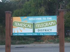 Temescal And Telegrah District