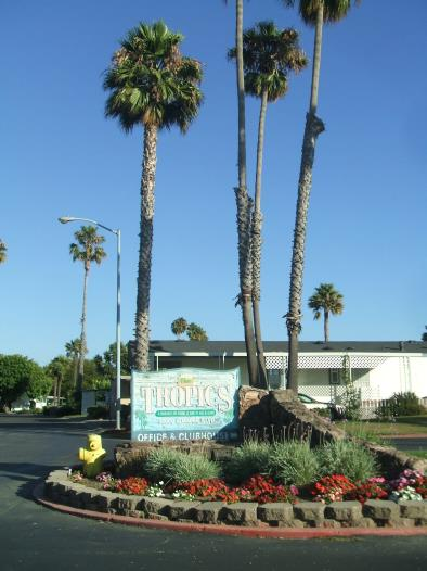 The Tropics Mobile Home Park Union City Ca